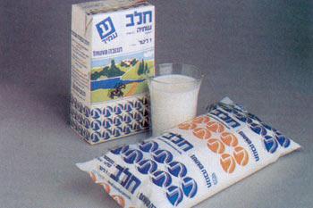 על מיתוס החלב בשקית